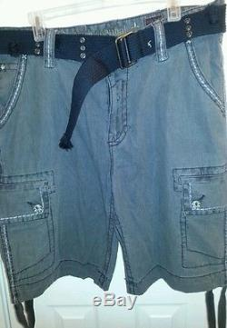 Men Rock Revival Shorts Size 29,40 Nwt