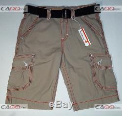 NEW ROCK REVIVAL Size 32 MEN'S CARGO SHORTS STYLE# RCM129-1