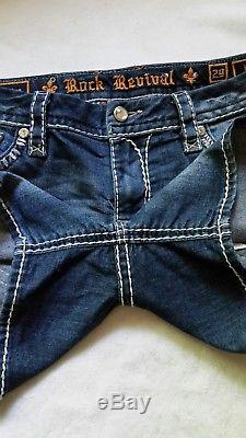 Nwot BUCKLE EXCLUSIVE ROCK REVIVAL 29 SHAINA EASY STRETCH SHORT retail is $139