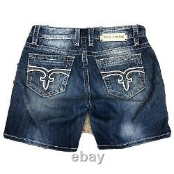 Rock Revival Emilie Easy Short Tagged Size 28 Measured W32.5 X L8