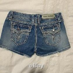 Rock Revival Shorts 29 The Buckle