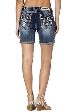 Rock Revival womens shorts RJ8456RH12 New With Tags